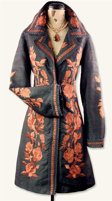 BELL EPOQUE COAT