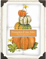 MARY LAKE-THOMPSON PUMPKIN CAKE MIX IN TOWEL