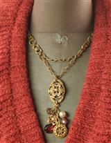Chatelaine Necklace