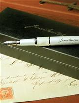 JANE AUSTEN FOUNTAIN PEN