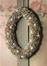 STERLING WOODS WREATH