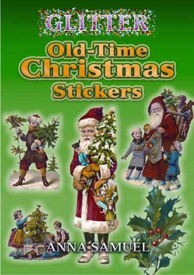 OLD TIME CHRISTMAS STICKERS