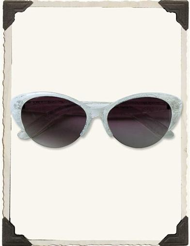 INGENUE SUNGLASSES (LACE GRACE)