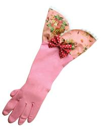 Romantic Rubber Gloves
