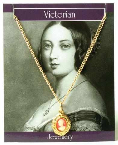 VICTORIAN NOVELTY JEWELRY (SET)