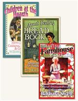 SET OF 3 COOK BOOKS