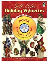 HOLIDAY VIGNETTES CD BOOK