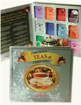 THE 12 TEAS OF CHRISTMAS