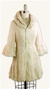 ST REGIS LACE JACKET