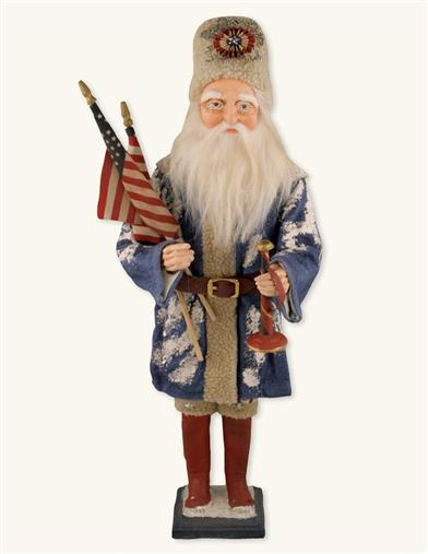 PATRIOTIC ST. NICK