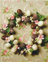 CHOCOLATIER'S EGG WREATH