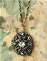 STARRY NIGHT LOCKET