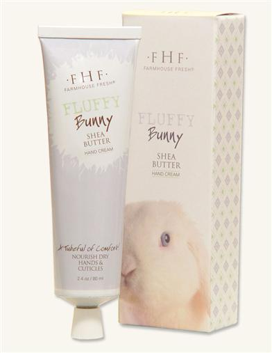FLUFFY BUNNY HAND CREAM
