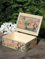 SHAMROCK SEEDS BOX