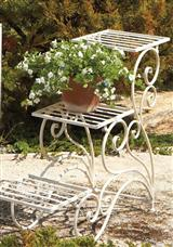 FRENCH MARKET PLANT STAND                       IA