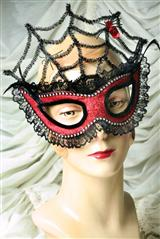MORBID MASQUERADES (SET OF 4)