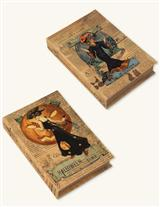 GHOST STORIES NESTING BOOKS (PAIR)