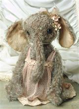 HEIDI STEINER'S WINSOME MABEL ELEPHANT