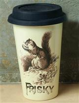 FRISKY TRAVEL MUG