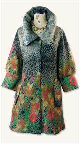 GIVERNY SWING JACKET