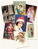 CHRISTMAS CARD ASSORTMENT (ASST OF 50)