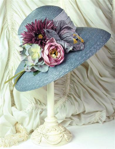 COTTAGE GARDEN HAT