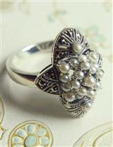 DEWDROPS RING