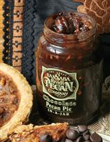 CHOCOLATE PECAN PIE IN-A-JAR