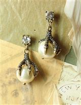 BALL & CLAW EARRINGS