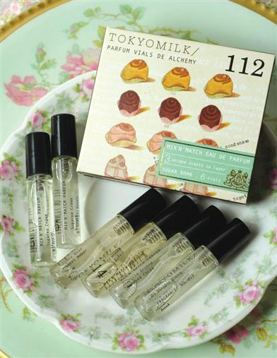 SUGAR BOMB MIX 'N MATCH PARFUM VIALS