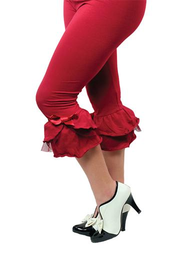 Steampunk Tights  & Socks Softskins Pantaloon Leggings $39.95 AT vintagedancer.com