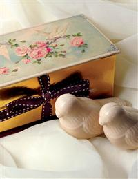 GIFT BOXED GUEST SOAPS (DOVE)