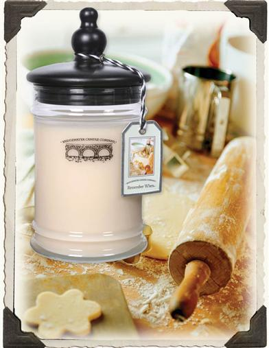 REMEMBER WHEN BRIDGEWATER CANDLE (LARGE JAR)