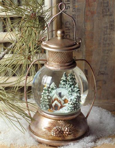 Snowbound Snowglobe