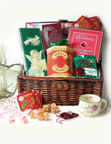 ENGLISH CHRISTMAS HAMPER
