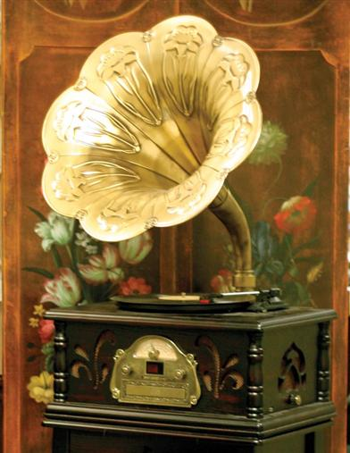 EDWARDIAN ENTERTAINMENT CABINET