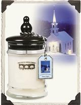 SILENT NIGHT BRIDGEWATER CANDLE (LARGE JAR)
