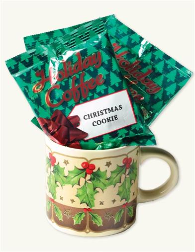 HOLIDAY MUG OF CHEER (COFFEES)