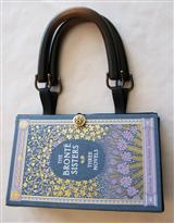 The Bronte Sisters Book Purse
