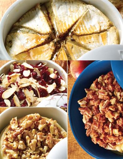 BRIE BAKER TOPPINGS (SET OF 4)