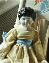 Old Nell China Doll