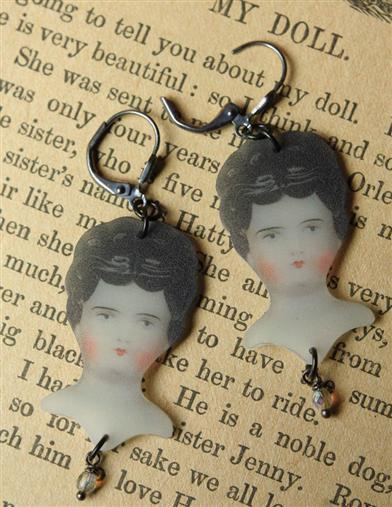 CHINA DOLL EARRINGS