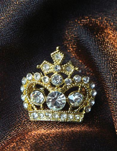 HER MAJESTY'S BROOCH