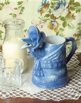 MOTHER GOOSE PITCHER