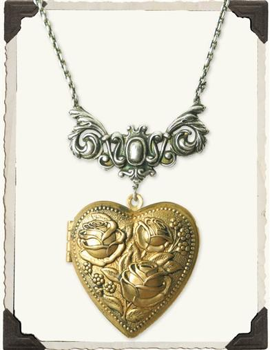 CHERISHED LOCKET