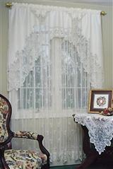 HEIRLOOM WINDOW LACE