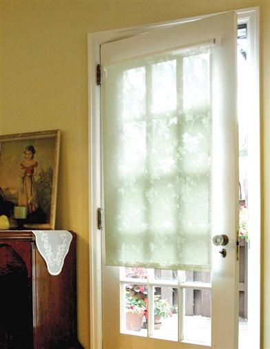 ENGLISH IVY ROLLER SHADES