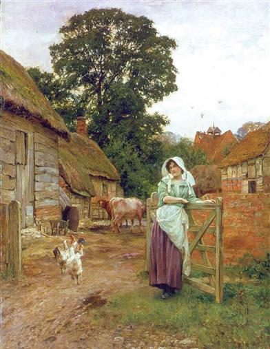 BY THE FARM GATE PRINT