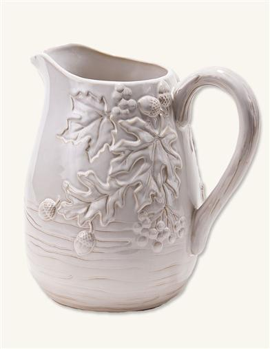 MOONLIT MAPLE LEAVES PITCHER