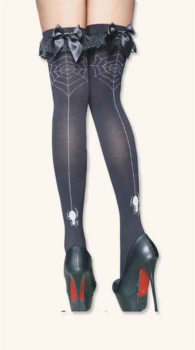 SPIDERWEB HOSIERY